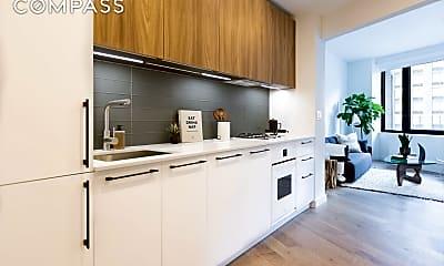 Kitchen, 445 W 35th St 7-K, 1