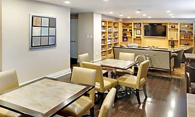 Dining Room, Haddonview Apartments, 1