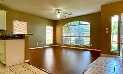 Living Room, 8741 Holly St, 1