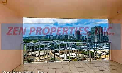 Building, 2439 Kapiolani Blvd, 1