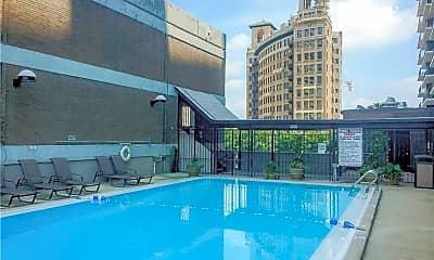 Pool, 620 Peachtree St NE 1512, 2
