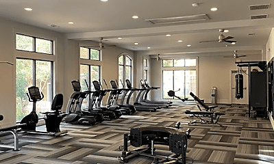 Fitness Weight Room, 1401 West Paces, 1