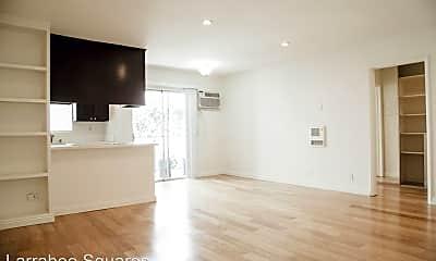 Living Room, 950 Larrabee St., 1