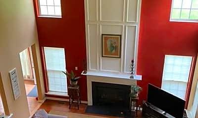 Living Room, 460 Gulph Ridge Dr, 1