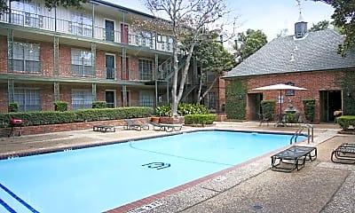 Pool, Highland Terrace, 2