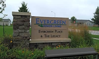 EVERGREEN PLACE, 1