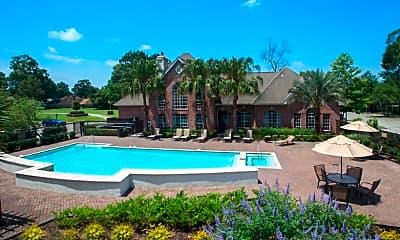 Pool, Lakeside Villas, 1