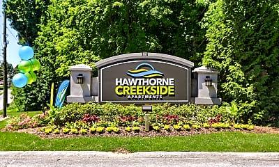 Community Signage, Hawthorne Creekside, 2
