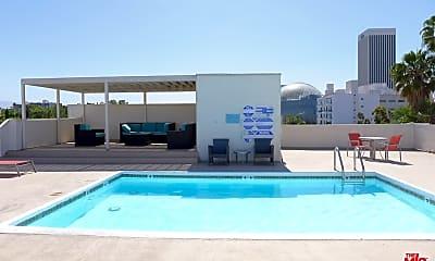 Pool, 6151 Orange St 204, 1