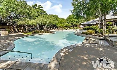 Pool, 7655 N Fm 620, 2