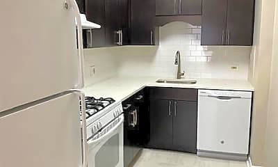 Kitchen, 3000 Spout Run Pkwy D210, 0