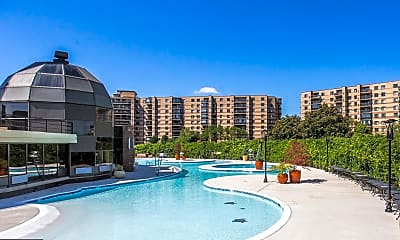Pool, 8380 Greensboro Dr 225, 1