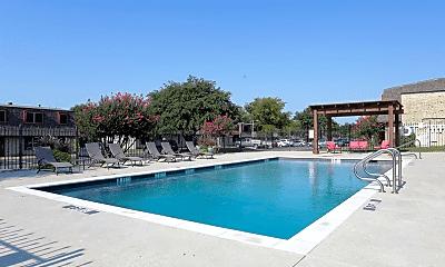 Pool, Northridge Villas, 0