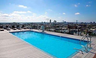 Pool, 1401 N 5th St 614, 0