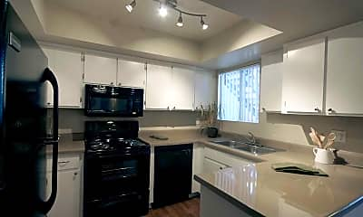 Kitchen, Coral Point Apartments, 0