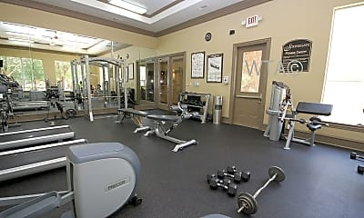 Fitness Weight Room, 10505 S Ih 35 Frontage Rd, 2