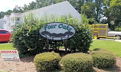 Four Oaks Apartments, 1