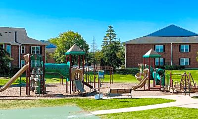Playground, 2226 S Goebbert Rd, 2