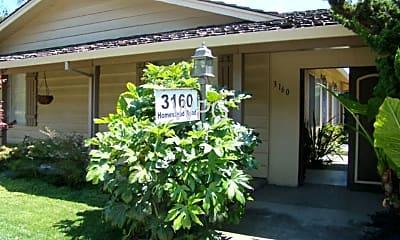 Building, 3160 Homestead Rd, 0