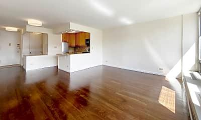 Living Room, 343 E 30th St 8-H, 1