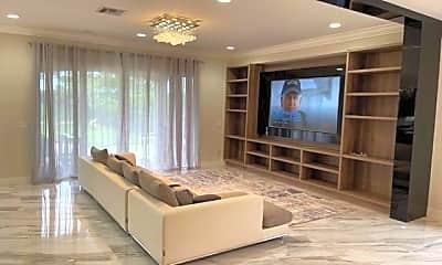 Living Room, 8500 S Miralago Way, 1