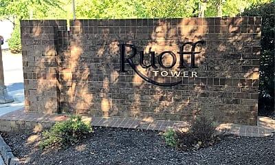 Ruoff Tower, 1