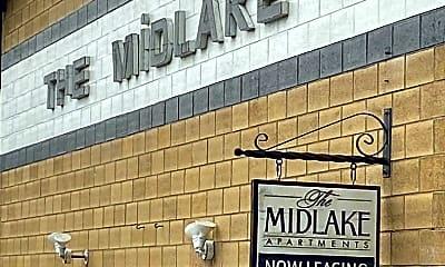 Community Signage, 12028 NE 8th St, 1