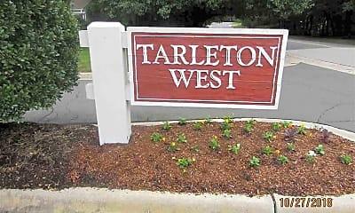Community Signage, 3330 Tarleton W 6, 2