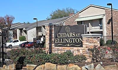 Community Signage, Cedars at Ellington, 0