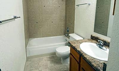 Bathroom, Buchtel Park, 2