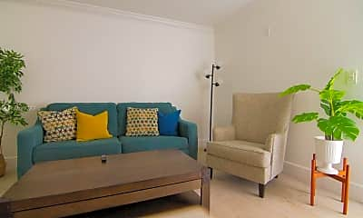 Living Room, 753 Michigan Ave 3A, 0