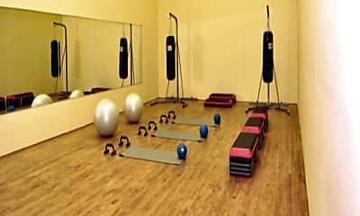 Fitness Weight Room, 5501 Glenridge Dr Unit #3, 1