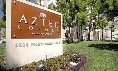 Aztec Corner, 2