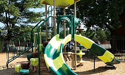 Playground, Kendell Court, 2