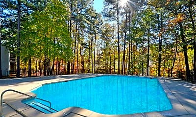 Pool, Gateway at Hartsfield, 0