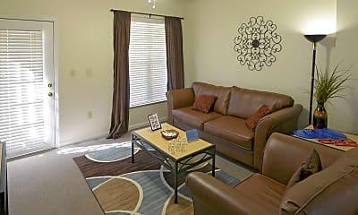 Living Room, Cape Trails, 1