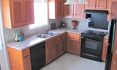 Kitchen, 454 Vieux Carre', 1