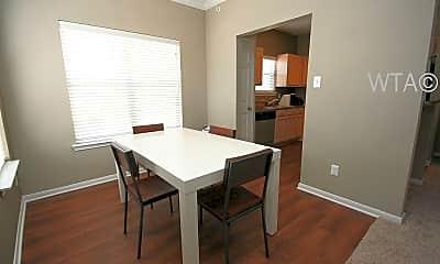 Dining Room, 1001 Leah Avenue, 1
