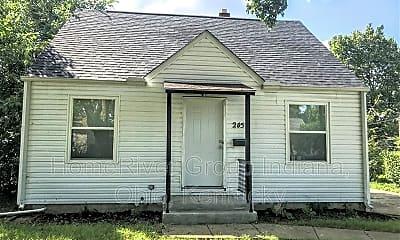 Building, 2303 W Oak St, 0