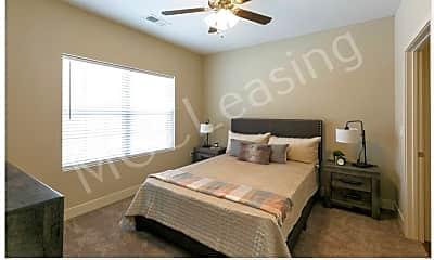 Bedroom, 5721 NE 80th Ter Unit 1C, 2