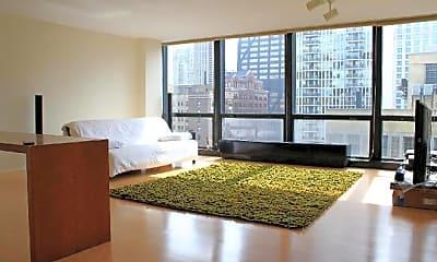 Living Room, 910 N Lake Shore Dr, 0