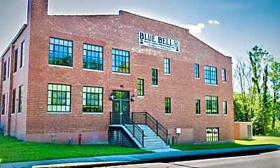 Building, Historic Blue Bell Lofts, 1