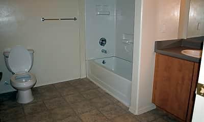 Bathroom, La Habra Apartment Homes, LLC, 2