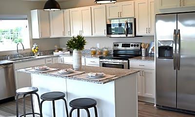 Kitchen, 1750 Larpenteur Ave W 418, 1