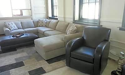 Living Room, Crane Artist Lofts, 2