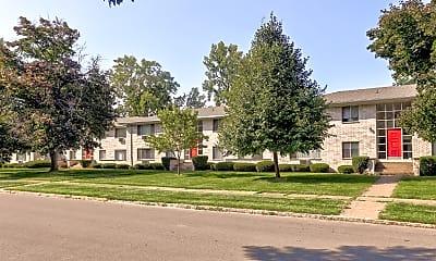 Building, Village Park Manor, 1