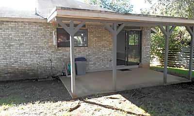 Patio / Deck, 3431 Heather Bluff, 2