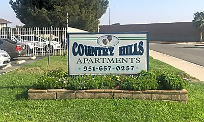 Country Hills Apartments, 1