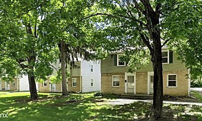 Building, 1627 Ashland Ave, 1