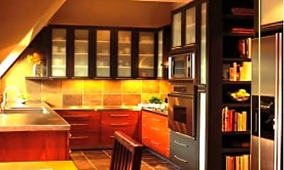 Kitchen, The Lofts of Webster, 0